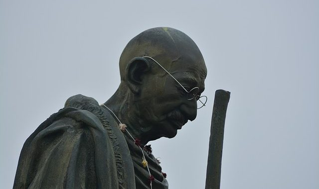 Gandhi and the future of AI