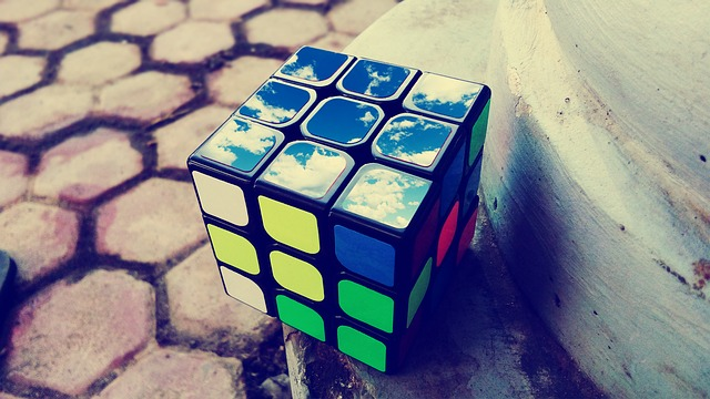 DeepCubeA can solve a Rubik's Cube in a fraction of a second