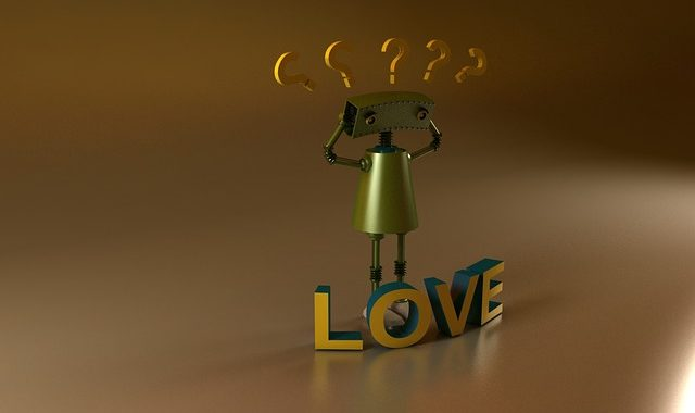 Can robots learn to love?