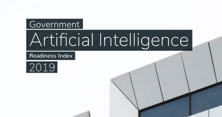 Government Artificial Intelligence Readiness Index for 2019