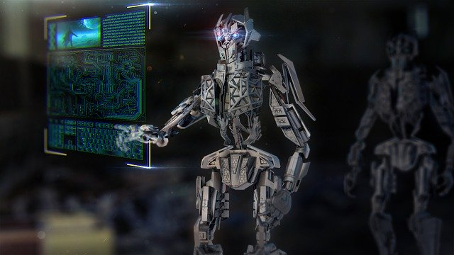 Why killer robots are inevitable