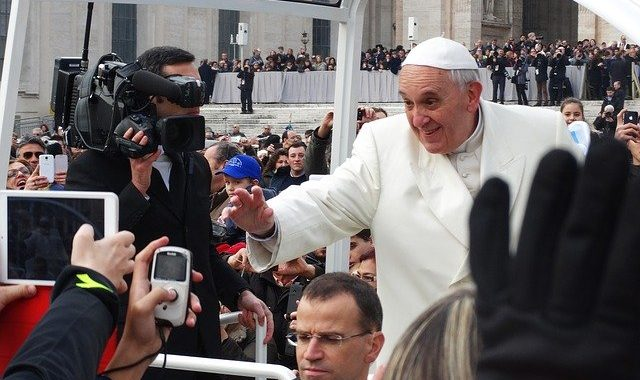 Pope Francis: This is not humanity's first plague